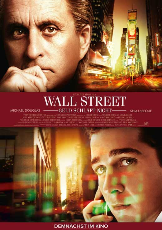 """essay on the movie wall street The movie """"wall street"""" is a representation of poor morals and dissapointing business ethics in the popular world of business this movie shows the negative."""